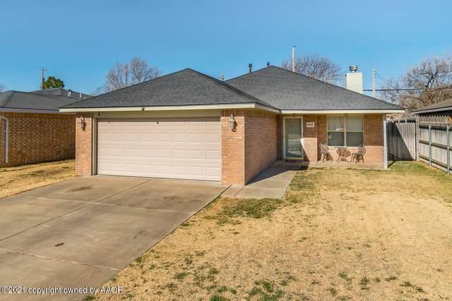 5006 Capulin Ln, Amarillo, TX 79110 (#21-1017) :: Elite Real Estate Group