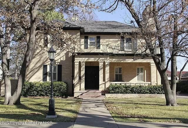 2615 Hughes St, Amarillo, TX 79109 (#21-1020) :: Elite Real Estate Group