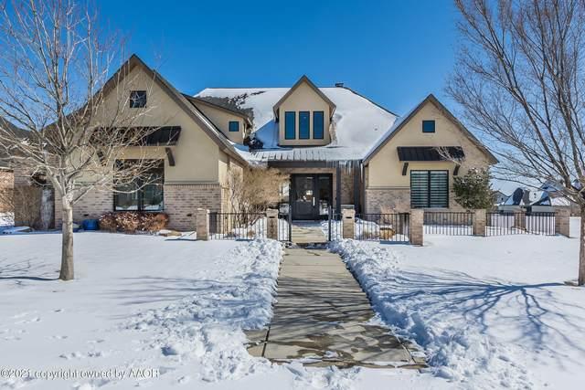 6403 Parkwood Pl, Amarillo, TX 79119 (#21-1023) :: Keller Williams Realty