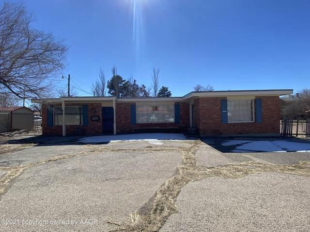1221 15th Ave, Amarillo, TX 79102 (#21-1028) :: Lyons Realty