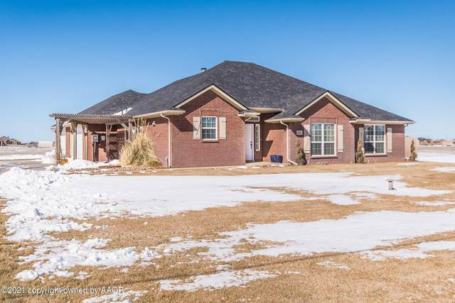 16650 Hope Rd, Canyon, TX 79015 (#21-1031) :: RE/MAX Town and Country
