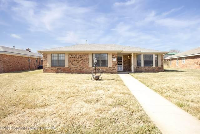 6102 Yale St, Amarillo, TX 79109 (#21-1033) :: Elite Real Estate Group