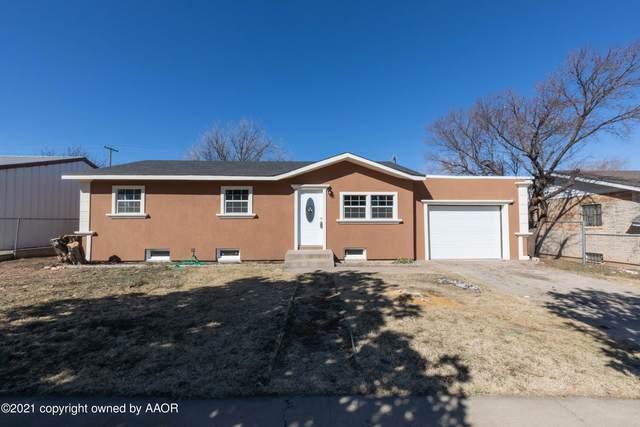 2807 Magnolia St, Amarillo, TX 79107 (#21-1035) :: Elite Real Estate Group