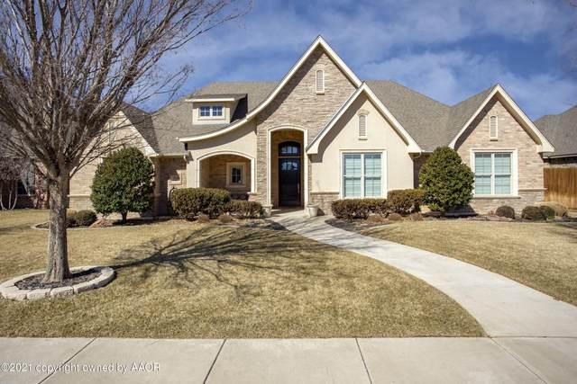 7712 Georgetown Dr, Amarillo, TX 79119 (#21-1045) :: Elite Real Estate Group