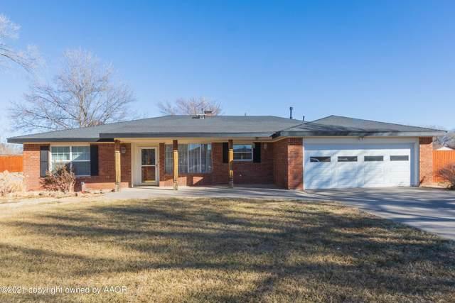 5100 Arden Rd, Amarillo, TX 79110 (#21-1046) :: Keller Williams Realty