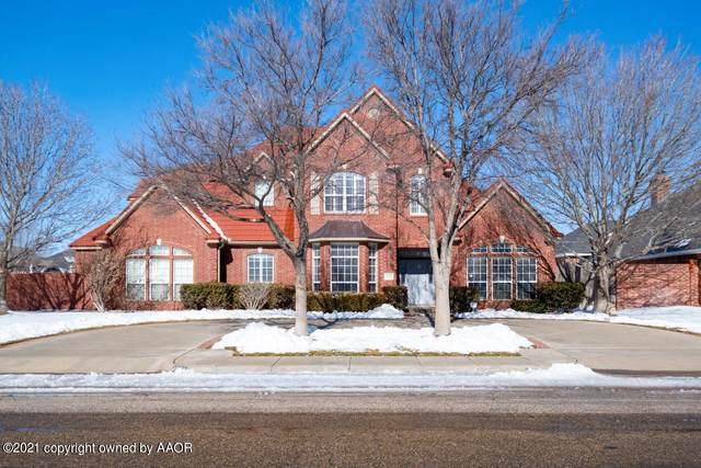 4610 Van Winkle Dr, Amarillo, TX 79119 (#21-1047) :: Elite Real Estate Group