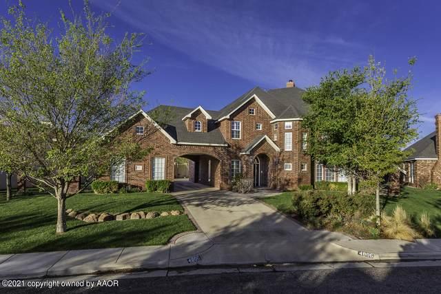4806 Spartanburg Dr, Amarillo, TX 79119 (#21-1056) :: Elite Real Estate Group