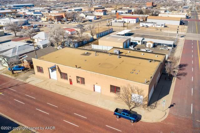 616 Jackson St, Amarillo, TX 79101 (#21-1068) :: Elite Real Estate Group