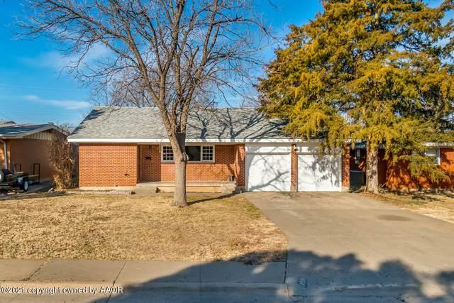 3506 Linda Dr, Amarillo, TX 79109 (#21-1070) :: Elite Real Estate Group