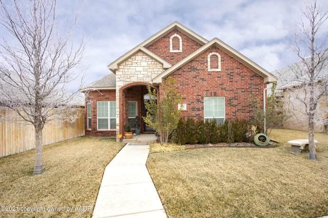 8405 English Bay Pkwy, Amarillo, TX 79119 (#21-1077) :: Keller Williams Realty