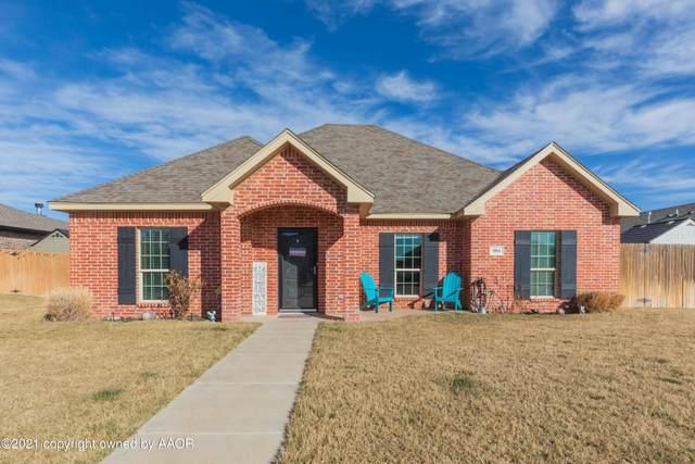 9804 Asher Ave, Amarillo, TX 79119 (#21-1078) :: Keller Williams Realty