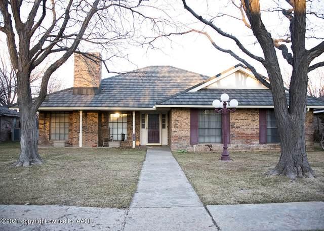 6405 Euston Dr, Amarillo, TX 79109 (#21-1080) :: Elite Real Estate Group