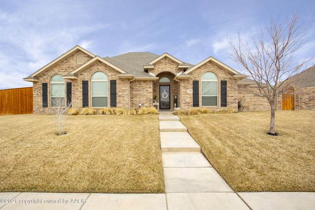 8112 City View Dr, Amarillo, TX 79118 (#21-1117) :: Live Simply Real Estate Group