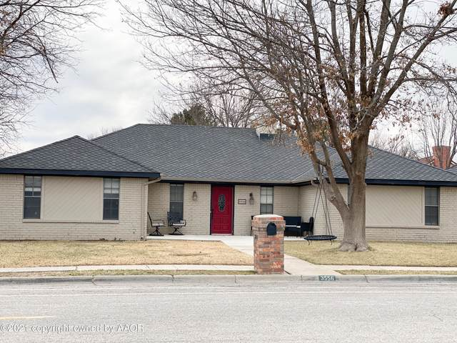 3556 Sleepy Hollow Blvd, Amarillo, TX 79121 (#21-1134) :: Live Simply Real Estate Group