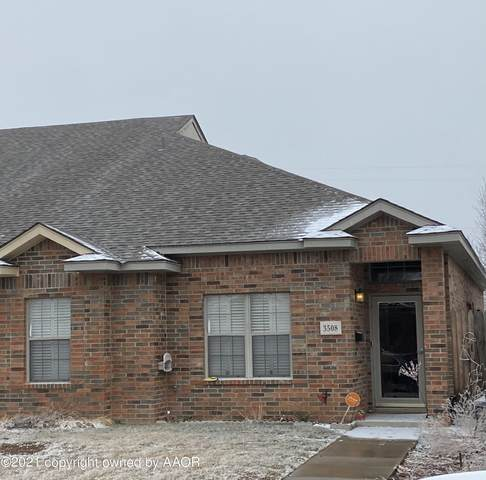 3508 Crockett St, Amarillo, TX 79109 (#21-1145) :: RE/MAX Town and Country