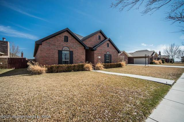7111 Bennett St, Amarillo, TX 79119 (#21-1155) :: RE/MAX Town and Country