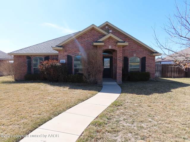6802 Caddell St, Amarillo, TX 79119 (#21-1158) :: RE/MAX Town and Country