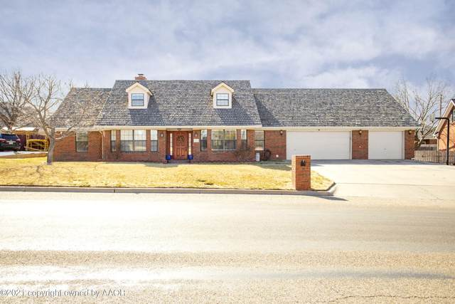 505 Broadmoor St, Borger, TX 79007 (#21-1163) :: RE/MAX Town and Country