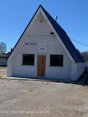 413 Mile W, Hereford, TX 79045 (#21-1166) :: Elite Real Estate Group