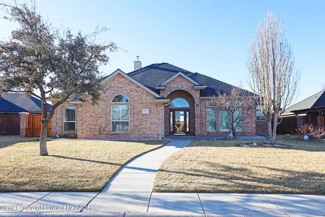 6923 Thunder Rd, Amarillo, TX 79119 (#21-1167) :: Elite Real Estate Group