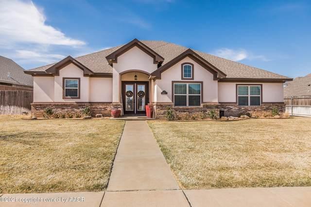 7410 Alexandria Ave, Amarillo, TX 79118 (#21-1168) :: Elite Real Estate Group