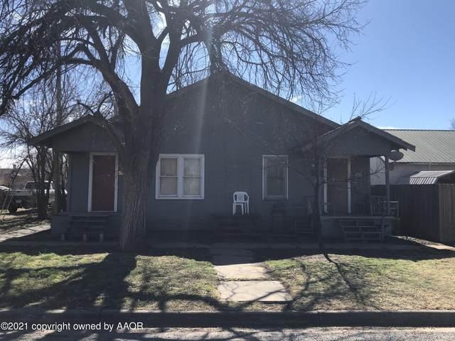 413 & 415 Buckler, Pampa, TX 79065 (#21-1171) :: Lyons Realty