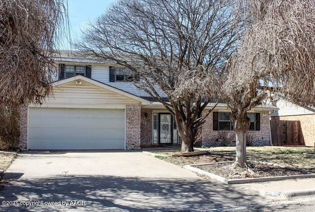 5814 Radiant Ln, Amarillo, TX 79109 (#21-1174) :: RE/MAX Town and Country