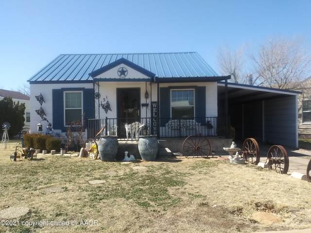 1131 Hedgecoke Dr, Borger, TX 79007 (#21-1178) :: Elite Real Estate Group