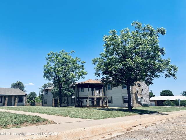 1100 Main St, Shamrock, TX 79079 (#21-1180) :: RE/MAX Town and Country
