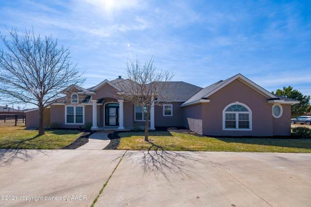 9601 Chatham Rd, Amarillo, TX 79119 (#21-1193) :: Elite Real Estate Group