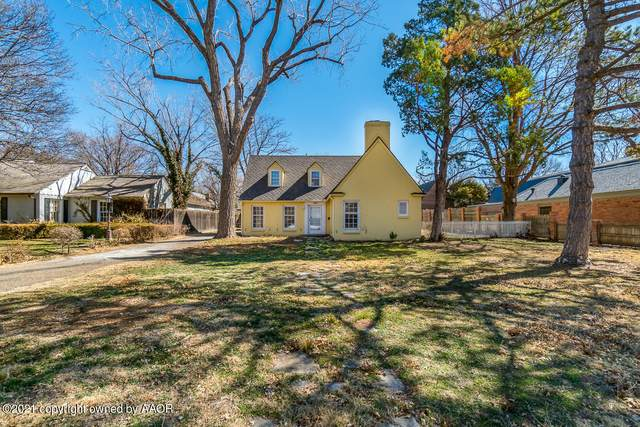 2807 Ong St, Amarillo, TX 79109 (#21-1194) :: RE/MAX Town and Country