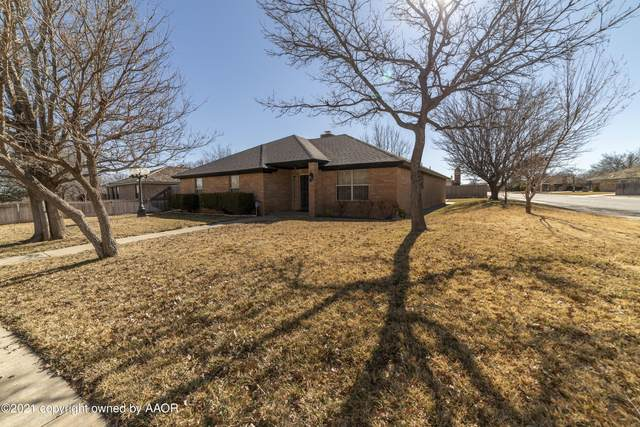 6709 Deer Park Dr, Amarillo, TX 79124 (#21-1206) :: RE/MAX Town and Country