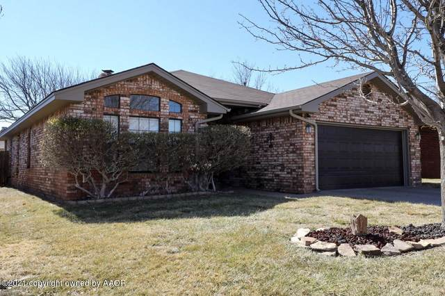6703 Chalet Ct, Amarillo, TX 79124 (#21-1210) :: RE/MAX Town and Country