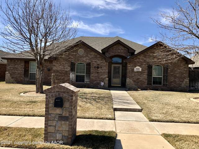 8308 Kinderhook Ct, Amarillo, TX 79119 (#21-1213) :: RE/MAX Town and Country