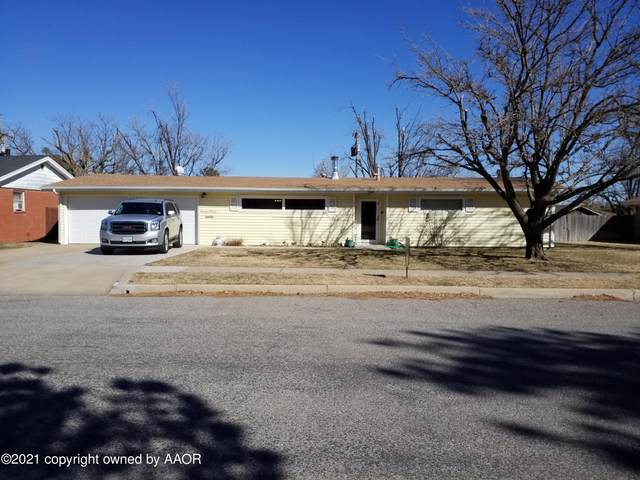 1714 Dogwood Ln, Pampa, TX 79065 (#21-1214) :: Lyons Realty