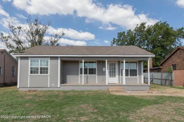121 Sumner St, Pampa, TX 79065 (#21-1215) :: Lyons Realty