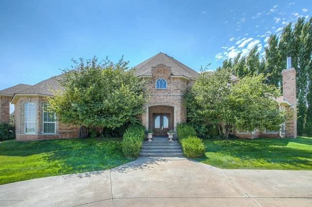 1 Olympic Ct, Amarillo, TX 79124 (#21-1218) :: RE/MAX Town and Country