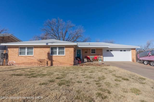 1434 Willard, Canadian, TX 79014 (#21-1221) :: Elite Real Estate Group
