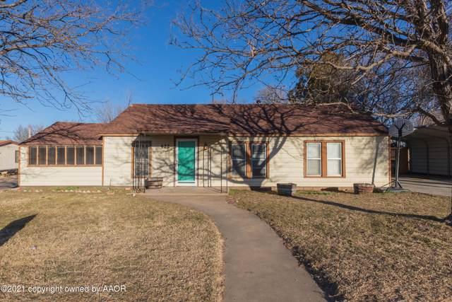 422 Tascosa, Miami, TX 79059 (#21-1226) :: Lyons Realty
