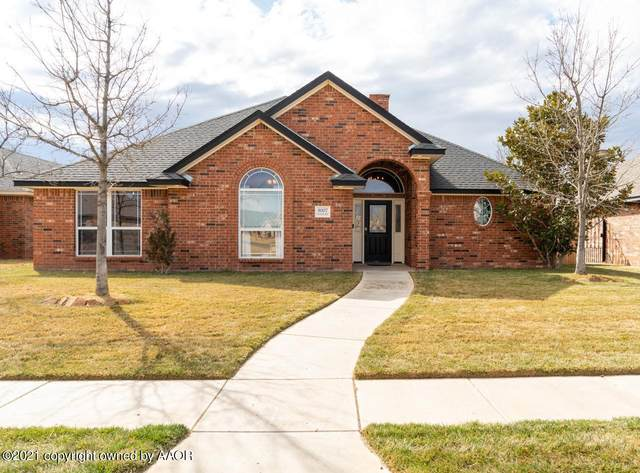 8007 Naples Ct, Amarillo, TX 79119 (#21-1228) :: RE/MAX Town and Country