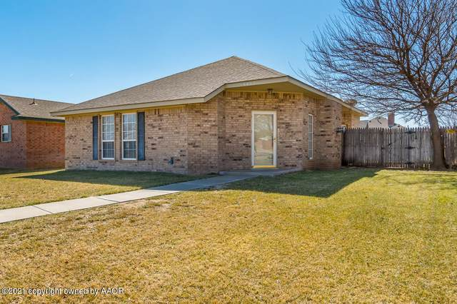 6601 Academy Dr, Amarillo, TX 79109 (#21-1232) :: RE/MAX Town and Country