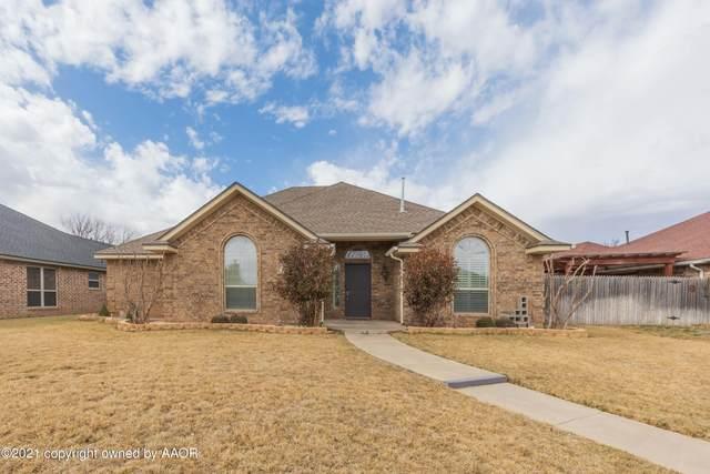 7902 Taos Dr, Amarillo, TX 79118 (#21-1236) :: Elite Real Estate Group