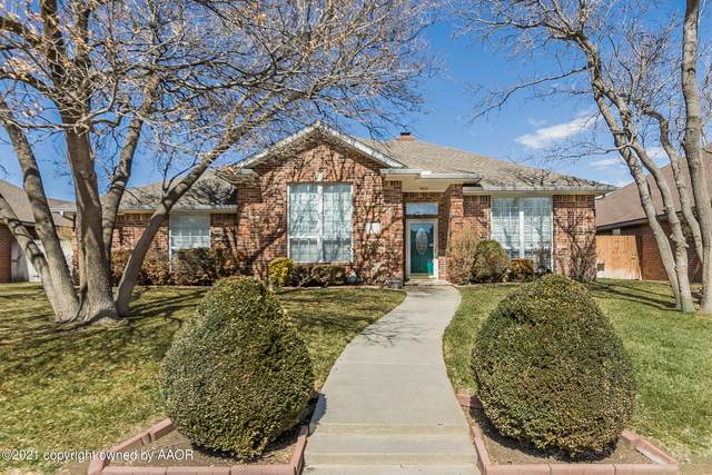 7008 Canterbury Pl, Amarillo, TX 79109 (#21-1246) :: RE/MAX Town and Country
