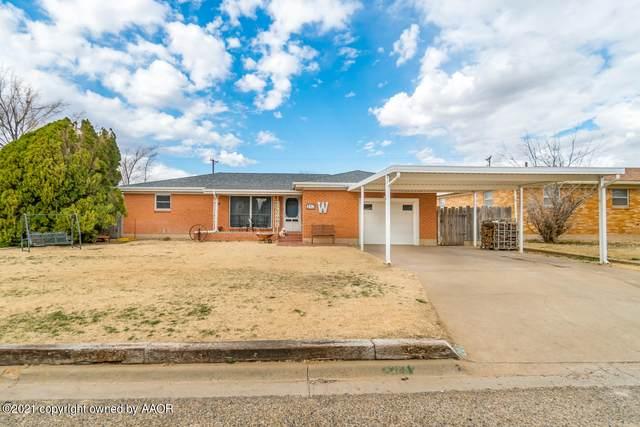 207 Wilhelm Ave, Stinnett, TX 79083 (#21-1247) :: Elite Real Estate Group