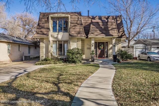 2115 Hughes St, Amarillo, TX 79109 (#21-1249) :: RE/MAX Town and Country