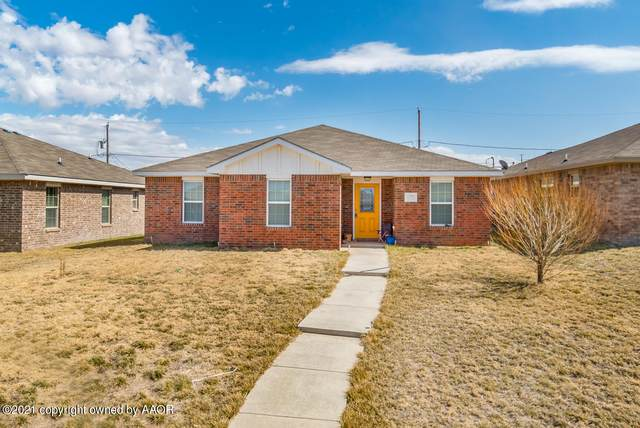 7201 Voyager Trl, Amarillo, TX 79118 (#21-1256) :: RE/MAX Town and Country