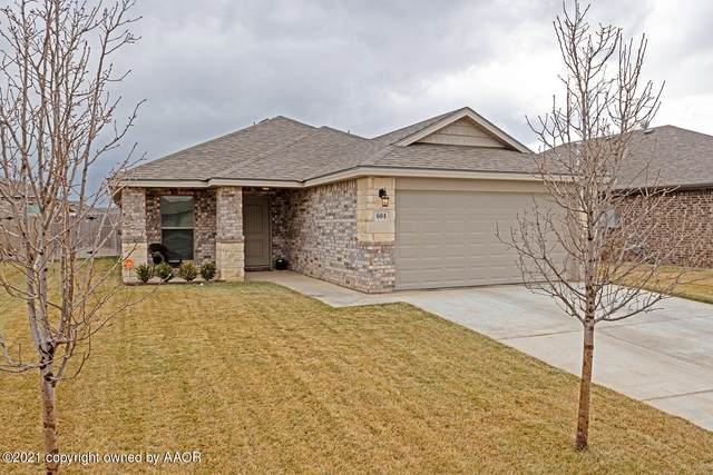 604 Lochridge St, Amarillo, TX 79118 (#21-1257) :: RE/MAX Town and Country
