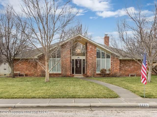 7721 Baughman Dr, Amarillo, TX 79121 (#21-1258) :: Elite Real Estate Group
