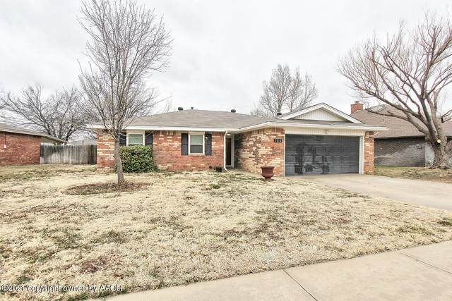7910 Merchant Dr, Amarillo, TX 79121 (#21-1259) :: RE/MAX Town and Country