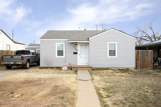 4605 Parker St, Amarillo, TX 79110 (#21-1263) :: RE/MAX Town and Country